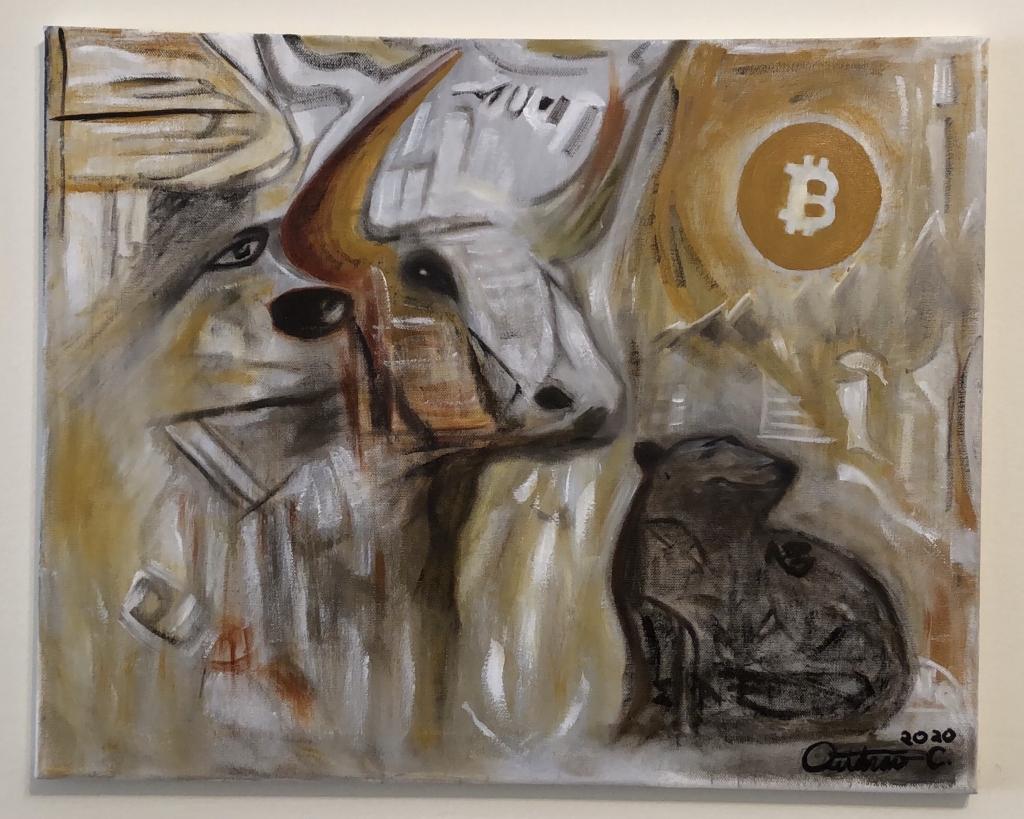 bitcoin halving bull run 2020