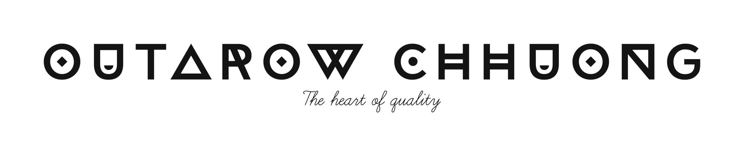 Outarow Chhuong - The heart of quality logo